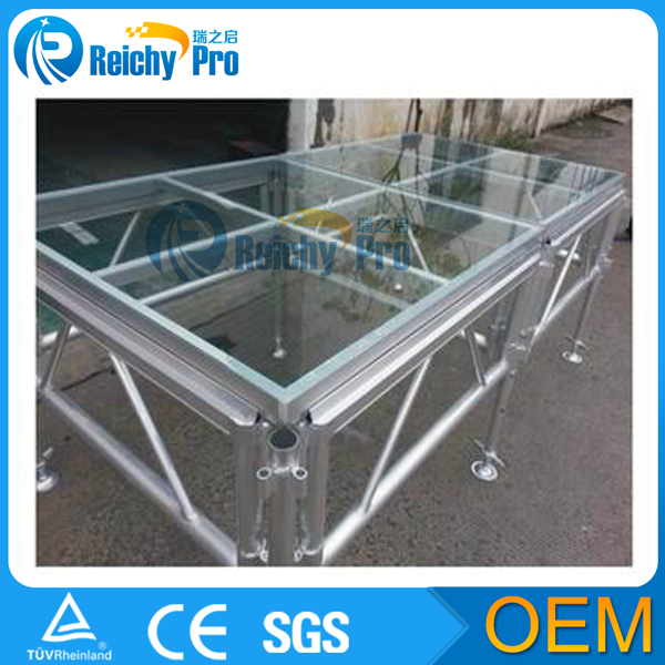 Acrylic-stage-glass-stage-3