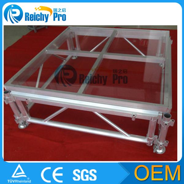 Acylic-stage-glass-stage-6