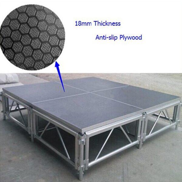 Adjustable-Portable-Modular-Platform-Moving-Stage